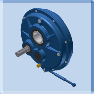 Навесной мотор-редуктор